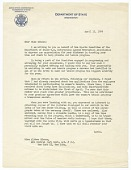 view Letter to Althea Gibson from Sheila Ann Hessler digital asset number 1
