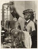 view <I>George Washington Carver in Laboratory</I> digital asset number 1