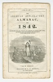 view <I>American Anti-Slavery Almanac Vol. II, No. I</I> digital asset number 1