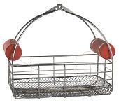 view Rescue basket used during Hurricane Katrina digital asset number 1