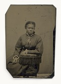 view Tintype of a woman digital asset number 1