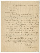view Letter to Oscar W. Price from Colonel Charles Young digital asset number 1