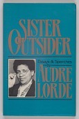 view <I>Sister Outsider: Essays and Speeches by Audre Lorde</I> digital asset number 1