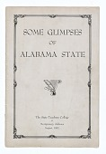 view <I>Some Glimpses of Alabama State</I> digital asset number 1