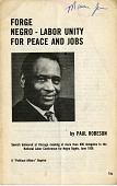 view <I>Forge Negro-Labor Unity for Peace and Jobs</I> digital asset number 1