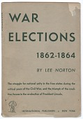 view <I>War Elections 1862-1864</I> digital asset number 1