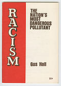 view <I>Racism: The Nation&apos;s Most Dangerous Pollutant</I> digital asset number 1
