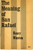 view <I>The Meaning of San Rafael</I> digital asset number 1