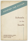 view <I>Answers for Action: Schools in the South</I> digital asset number 1