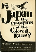 view <I>Is Japan the Champion of the Colored Races?</I> digital asset number 1