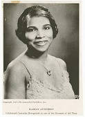 view <I>Marian Anderson, Celebrated Contralto, Recognized as one of the Greatest of All Time</I> digital asset number 1