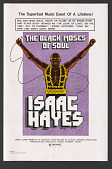 view Poster for The Black Moses of Soul, Isaac Hayes Special digital asset number 1