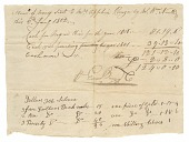 view Payment receipt for the hiring of enslaved persons owned by Apphia Rouzee digital asset number 1