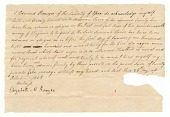 view Bond for the hire of the enslaved man Jacob by Edward Rouzee digital asset number 1