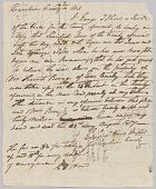 view Affidavit of apprehension of James and John, property of Harriot Rouzee digital asset number 1