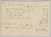 view Record of taxes on property, including enslaved persons, owned by Edward Rouzee digital asset number 1