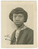view Photo of Eunice Waymon (Nina Simone) at age 12 digital asset number 1