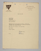 view Business contract and letter between Club Harlem and the Dell-tones digital asset number 1