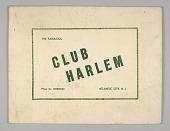 view Souvenir frame from Club Harlem digital asset number 1