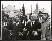 view <I>Dr. King Holding Arms; Dr. King, John Lewis, Reverend Jessie Douglas, and James Farmer</I> digital asset number 1
