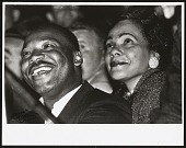 view <I>The Last Night of the March (Dr. and Mrs. King)</I> digital asset number 1