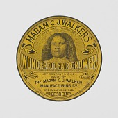 view Tin for Madame C.J. Walker's Wonderful Hair Grower digital asset number 1