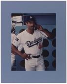 view <I>Ken Landreaux, LA Dodgers</I> digital asset number 1