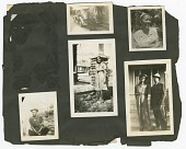 view Page of a photograph album from Tulsa, Oklahoma digital asset number 1