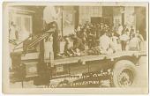 view <I>Scene at Convention Hall (Tulsa Race Riot June 1st 1921)</I> digital asset number 1