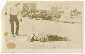 view <I>Negro Slain in Tulsa Riot, June 1-1921</I> digital asset number 1