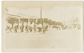 view <I>National Guards - Taking Negros to Ball Park for Protection</I> digital asset number 1