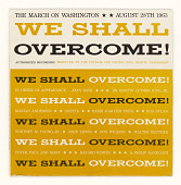 view <I>The March on Washington: We Shall Overcome!</I> digital asset number 1