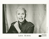 view Photograph of Lena Horne smiling digital asset number 1