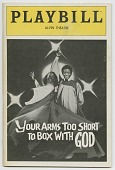 view Playbill for Your Arms Too Short to Box With God digital asset number 1