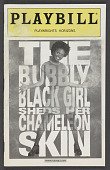 view Playbill for The Bubbly Black Girl Sheds Her Chameleon Skin digital asset number 1