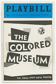 view Playbill for The Colored Museum digital asset number 1