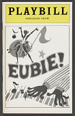 view Playbill for Eubie! digital asset number 1