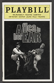 view Playbill for A Flea in Her Ear digital asset number 1