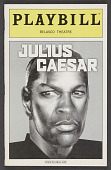 view Playbill for Julius Caesar digital asset number 1