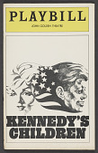 view Playbill for Kennedy's Children digital asset number 1