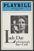 view Playbill for Lady Day at Emerson's Bar & Grill digital asset number 1