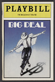 view Playbill for Big Deal digital asset number 1
