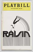 view Playbill for Raisin digital asset number 1