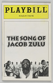 view Playbill for The Song of Jacob Zulu digital asset number 1