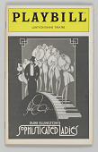 view Playbill for Duke Ellington's Sophisticated Ladies digital asset number 1