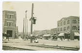 view Photographic print of the Greenwood district in Tulsa, Oklahoma digital asset number 1