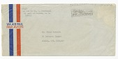 view Envelope addressed to James Baldwin from Alex Haley digital asset number 1