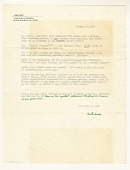 view Letter to James Baldwin from Alex Haley digital asset number 1