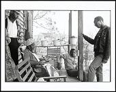 view <I>Southwest Georgia. SNCC Field Secretary Charles Sherrod and Randy Battle</I> digital asset number 1