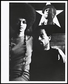 view <I>Eldridge Cleaver and His Wife, Kathleen, in Exile</I> digital asset number 1
